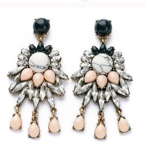 BRAND NEW STATEMENT Earrings - Never Worn!